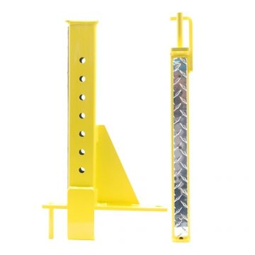 NL CrossBox Safety Spotter Arms,Yellow