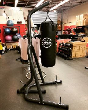 NL Heavy Bag Stand Bundle