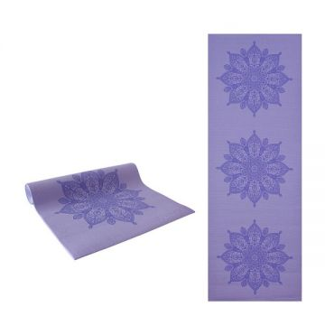 Zen Serenity Yoga Mat Purple/Lavendar