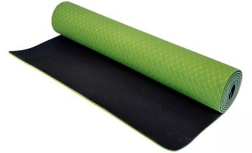 NL TPE Yoga Mat,8mm, Green