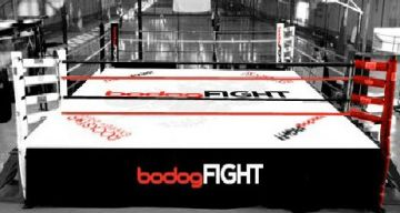 Monster Competition Boxing Ring  (CALL FOR PRICING)