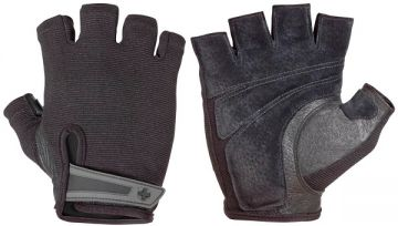 Harbinger MEN'S POWER GLOVES - L - BLACK