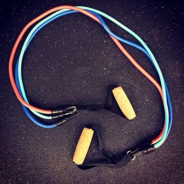 Theragear Latex Free Tensionband Set