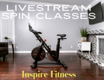 Inspire IC1.5 Indoor Cycle