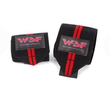 WS Redline Wrist Wraps