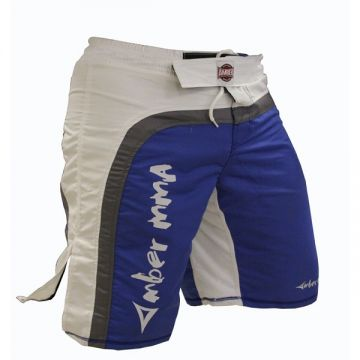Amber MMA Fight Shorts Blue