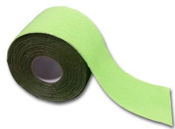 Kinesiology Tape Lime Green
