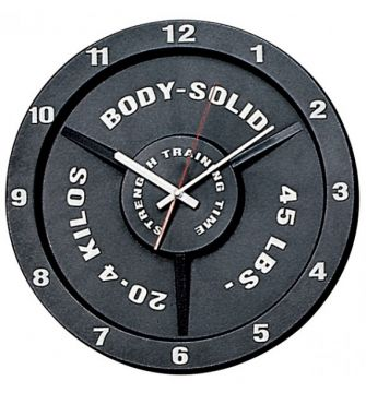 BodySolid Strength Training Clock