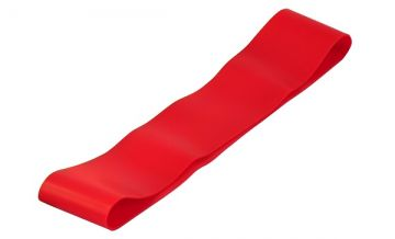 NL ExerBand Loop,12'x2'x1.3mm,Heavy,Red