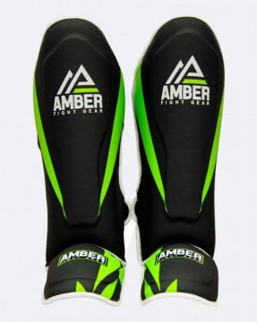 Amber Enforcer Shin and Instep Protector