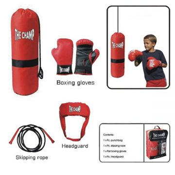 Amber Deluxe Boxing Set