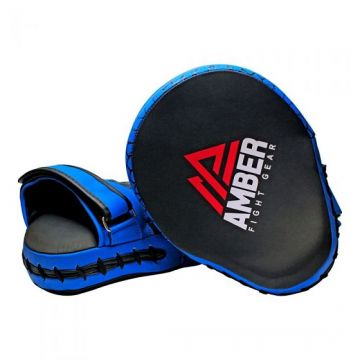 Amber Warrior Curved Focus Mitts