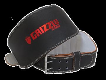 "Grizzly Enforcer Leather Belt 4"" XLarge"