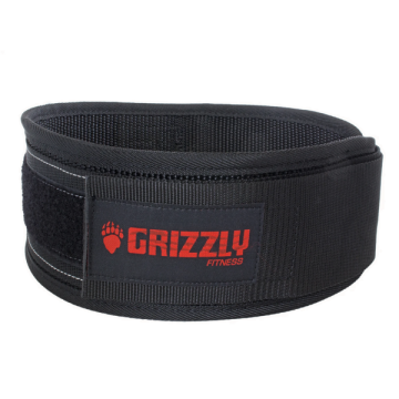 "Grizzly 5"" Soflex Neoprene Belt LG"