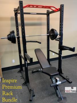 Inspire Premium Rack Bundle