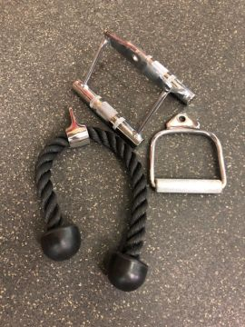 Cable Attachment Bundle