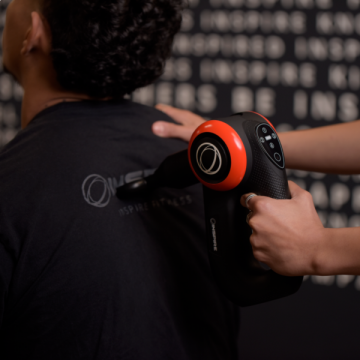 Inspire Recovery Massage Gun