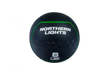 NL RoughNeck Rubber Wall Ball,  8 lb