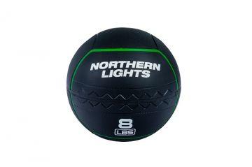 NL RoughNeck Rubber Wall Ball,  8 lb