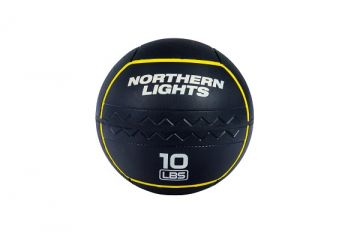 NL RoughNeck Rubber Wall Ball. 10 lb