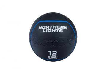 NL RoughNeck Rubber Wall Ball, 12 lb
