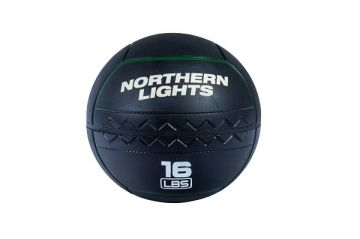 NL RoughNeck Rubber Wall Ball, 16 lb