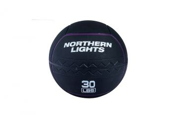 NL RoughNeck Rubber Wall Ball, 30 lb