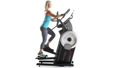 "Pro-Form Cardio HIIT Trainer, 7"" Display"