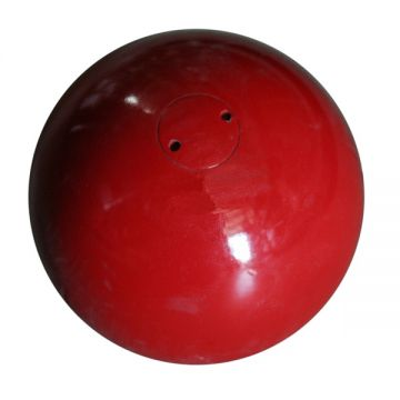 Amber Athletic Gear Precision Turned Iron Shotput 16lb 125mm
