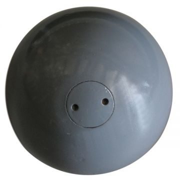 Amber Athletic Gear Precision Turned Iron Shotput 4kg 100mm