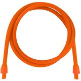 NL Fitness Cable, 50 lb, Orange
