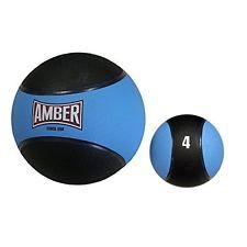 Amber Med Ball 4lb