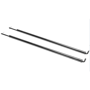 """NL CrossBox Safety Spotter Pipe Pins 30"""""""