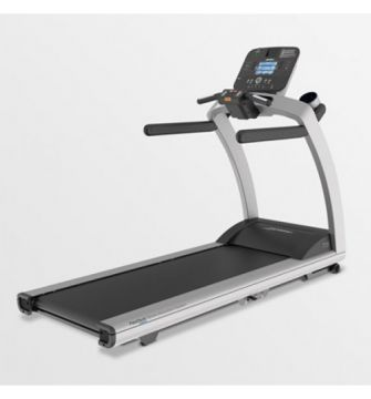 Life Fitness T5 Treadmill w/Track Console