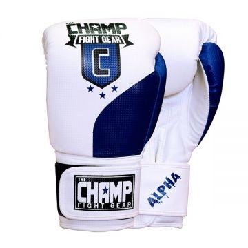 Amber Alpha Series Blue/White 10oz