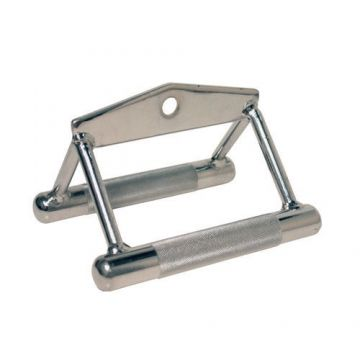 Chrome Seated Row/Chinning Bar